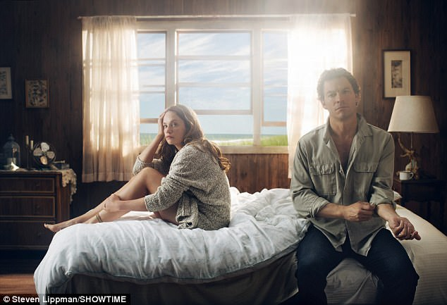 Pictured, Ruth Wilson and Dominic West in The Affair, on which Esther Perel, 58 was a consultant. Psychotherapist Esther shares how she believes an affair could help relationships
