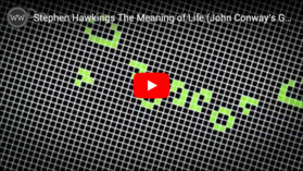 Stephen Hawkings The Meaning of Life (John Conway